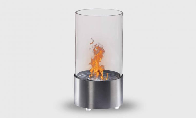 micro cheminee ethanol lutece