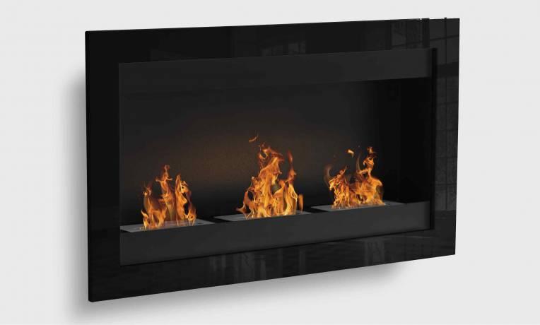 3 brûleurs pour une puissance de chauffe maximale et un design à couper le souffle. En stock chez Chauffageandco. Livraison 48h.