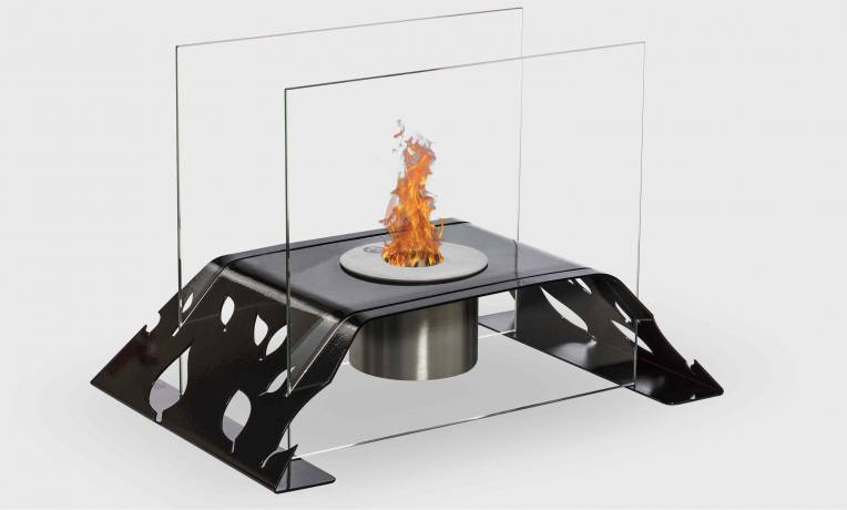 Micro cheminée éthanol