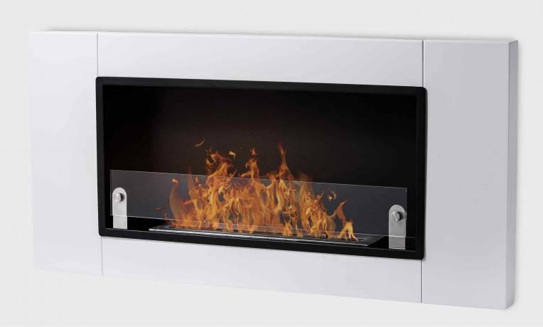 Cythera et son brûleur dégage 6500 watts de puissance. Chauffage d\'appoint design et performant livré en 3 jours ouvrés.